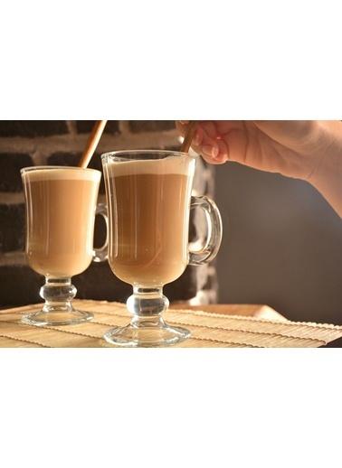 Legro 2Li Latte Kaşığı-Bambum